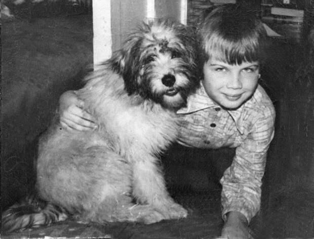 На этом фото Паше Коноплеву 6 лет. Уровень IQ – 169.