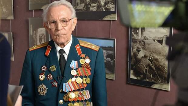 Ветеран ВОВ Петр Котельников умер на 92-м году жизни в Москве