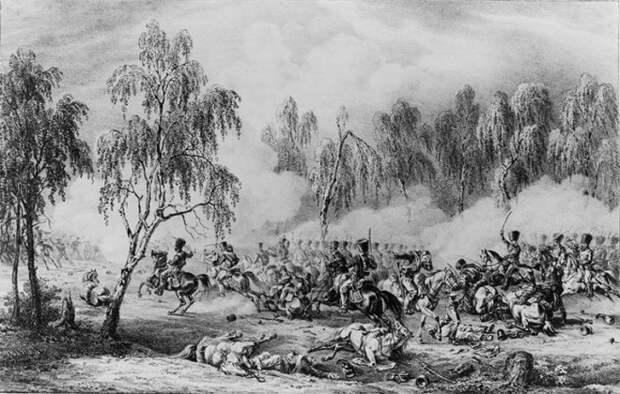 Сражение у Островно 1812г.
