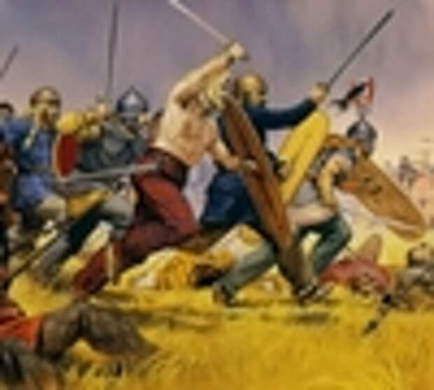Воинственные народы Римской империи: треверы