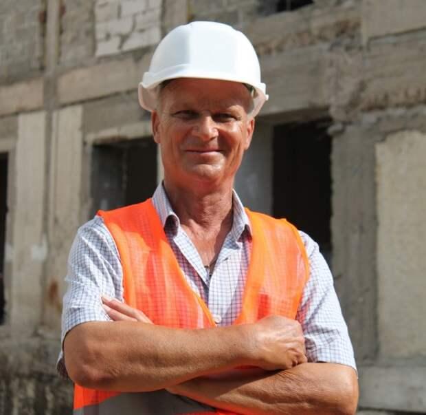 «Золотые руки» строительной отрасли Севастополя