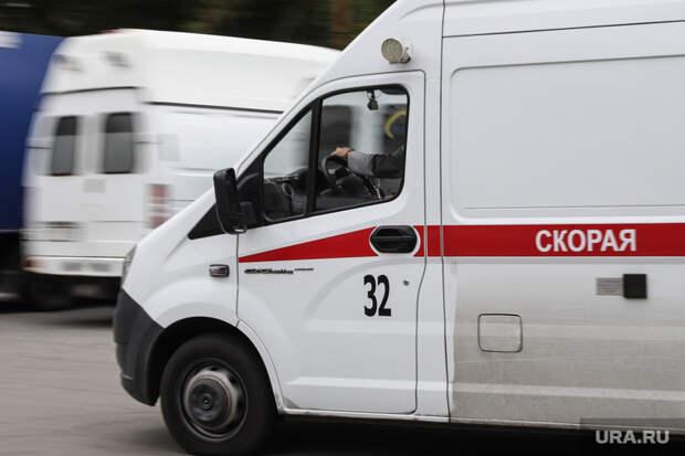 ВКурганской области побит рекорд позаражению COVID сапреля
