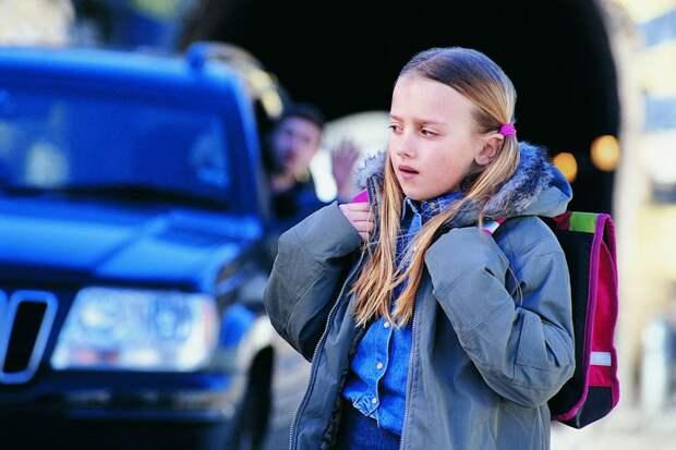 11-летняя девочка смогла избежать похищения, потому что родители рассказали ей про ключевое слово