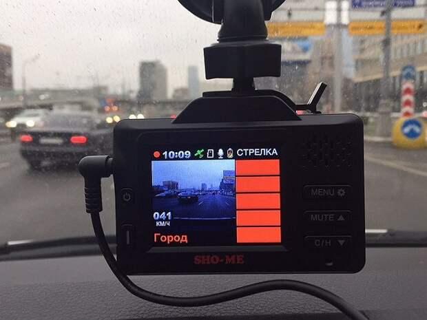 В России начали штрафовать за использование радар-детекторов и видеорегистраторов
