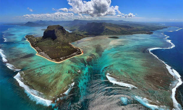 На дне Индийского океана найден затонувший континент