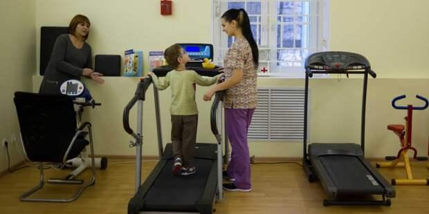 Фонд «Адели» организует занятия по реабилитации молодых инвалидов