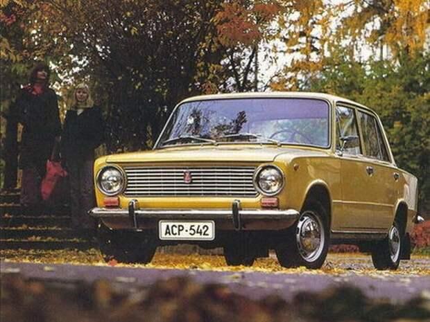 7 легендарных автомобилей СССР