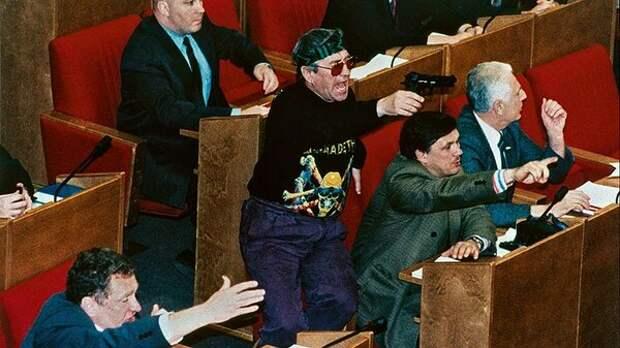 Неистовое выступление, 1994 год