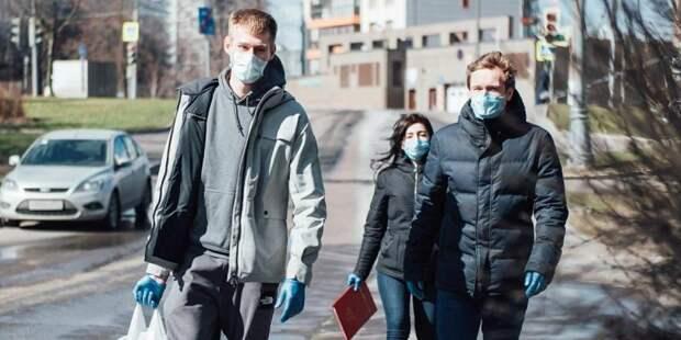 Переболевшие коронавирусом москвичи станут социальными волонтерами. Фото: mos.ru