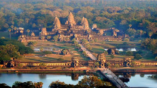Камбоджа: страна джунглей и храмов