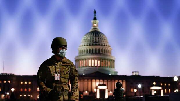 Мария Захарова: Что вообще происходит в США?