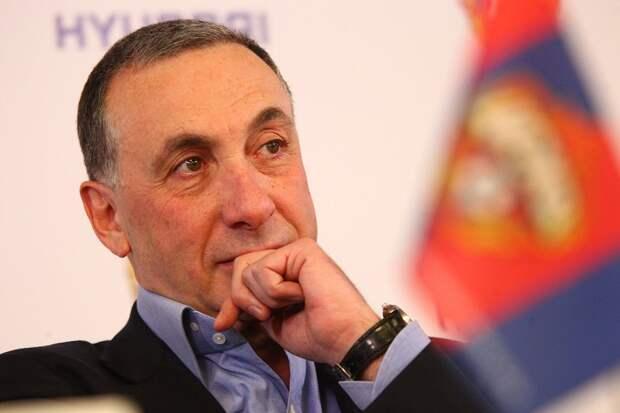 Гинер, Федун и Галицкий избраны в состав исполкома РФС