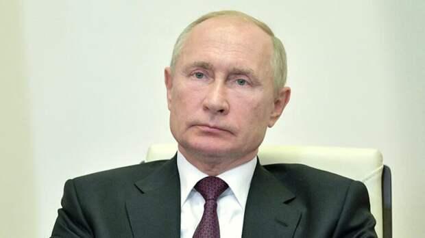 Путин указом сменил замминистра внутренних дел РФ