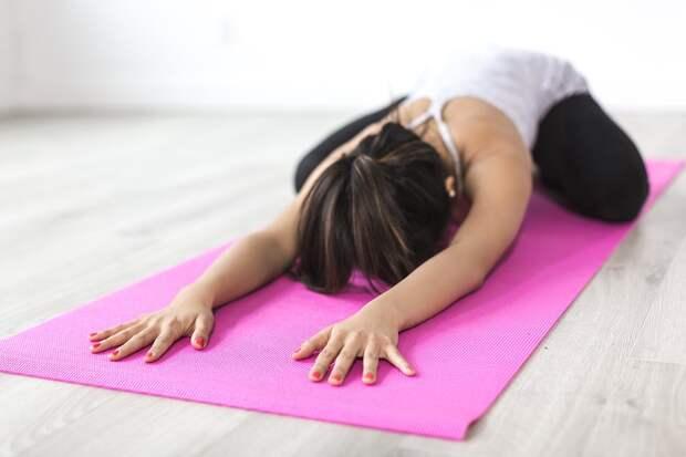 Люди, Женщина, Йога, Медитация, Фитнес, Здоровья