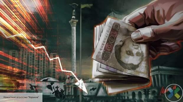 Экономика Украины падает: Госстат констатировал обвал инвестиций более, чем на 60%