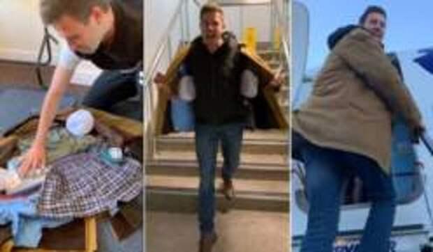 Туристы нашли способ не платить за багаж на лоукостере