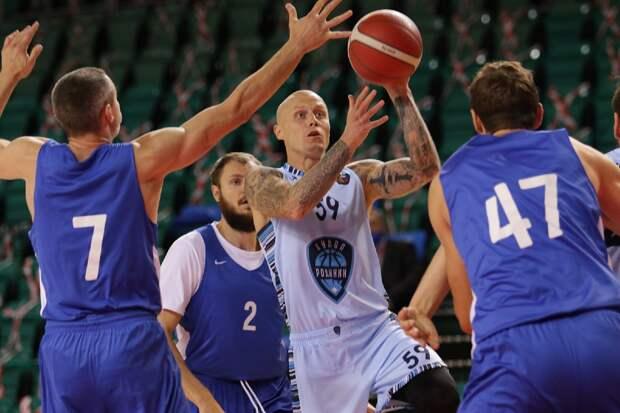 Ижевские «Купол-Родники» уступили команде из Ревды в рамках кубка Приматова
