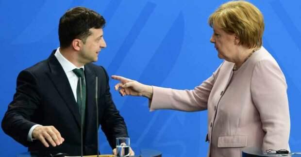 Союзник с душком: эксперт рассказал, как Меркель использовала Украину в интересах ФРГ