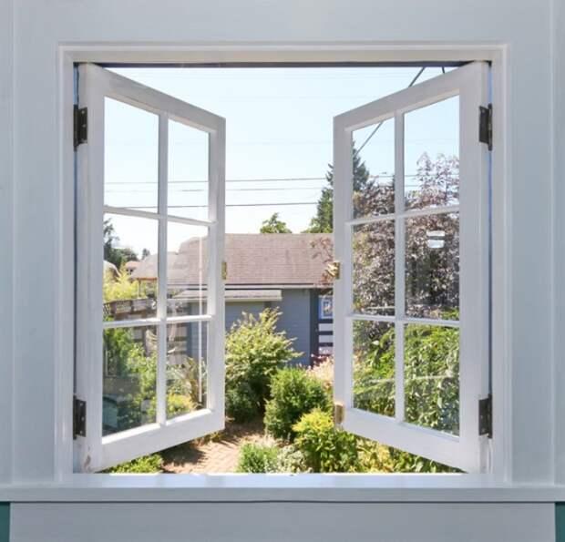 Почему хозяйкам не нужно намывать окна по пятнадцать раз