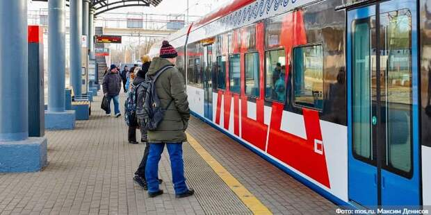 Собянин: В Москве завершается строительство нового железнодорожного вокзала. Фото: М. Денисов mos.ru