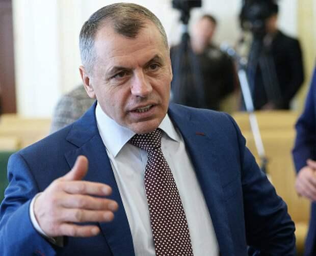 Владимир Константинов сравнил украинизацию с падением в пропасть