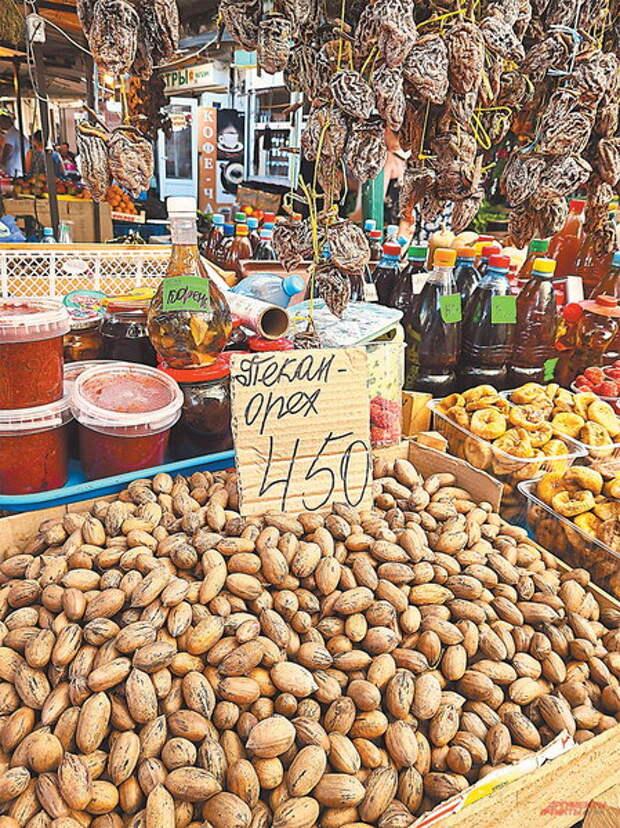 Почему до россиян не доходят дешевые абхазские мандарины?