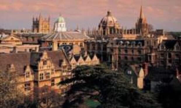 Осенние маршруты: 48 часов в Оксфорде