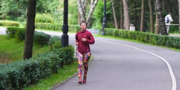 Игорь Бускин: Благодаря поддержке города бег становится действительно массовым видом спорта