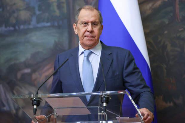 Лавров обвинил Зеленского в «словесной эквилибристике»