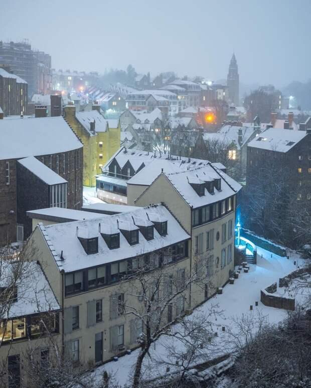 Эдинбург готический