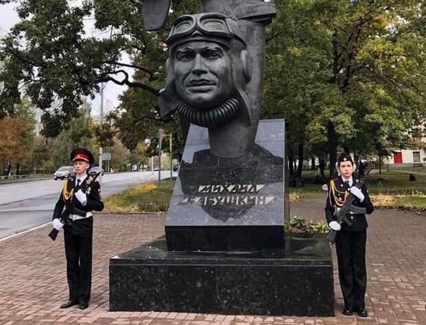 Памятник М.С. Бабушкину. Фото: открытый источник