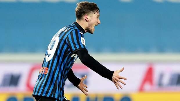 «Аталанта» объявила Миранчука лучшим игроком команды в январе