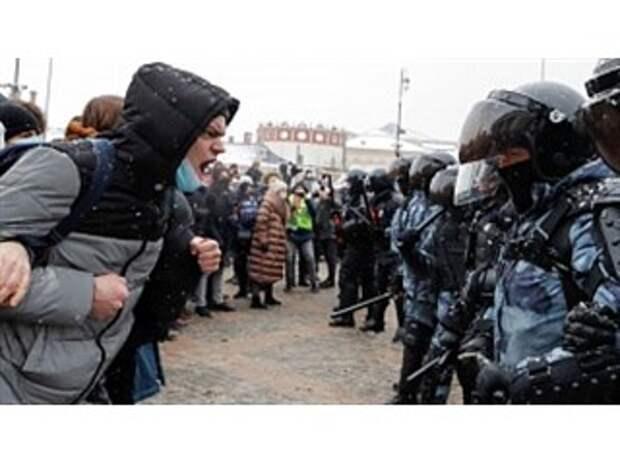 Протесты: игра вдолгую