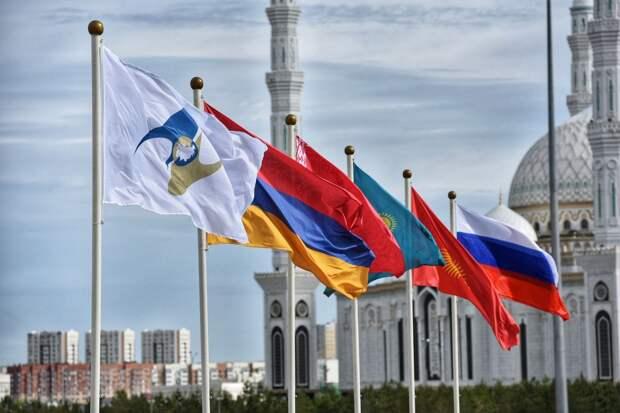 Драйвер евразийской интеграции