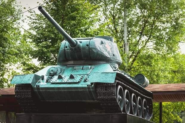 День танкиста отметят в Ижевске