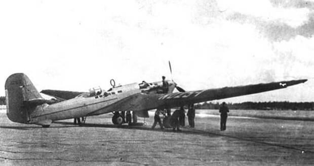 Самолёт АНТ-25 РД (рекорд дальности)