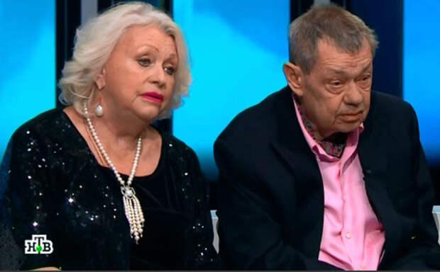 """Вдова Караченцова: """"Я все 30 лет уговаривала его обвенчаться"""""""