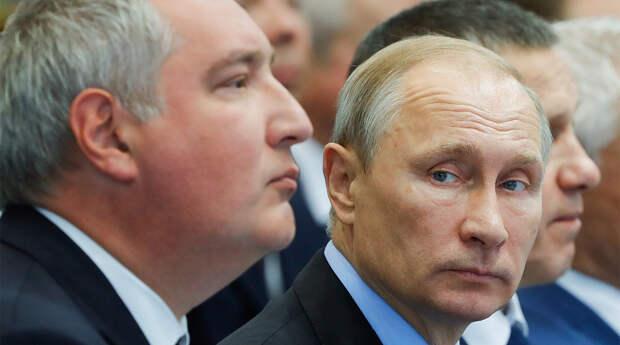 Неужели галстук затягивается? После заявления Бастрыкина Рогозину предрекли проблемы