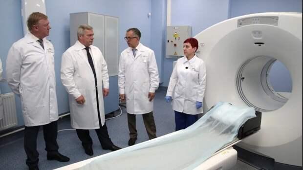Жители Ростовской области решили направить 500млн наоборудование для медучреждений