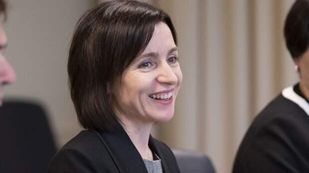 Майя Санду объявила о роспуске парламента Молдавии