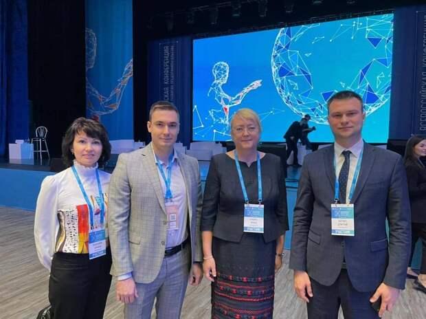 В Крыму одна из наиболее эффективных систем поддержки бизнеса – Ирина Кивико