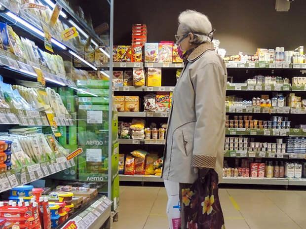 Волна бедности накрыла Россию: граждане потратили 80% выплат