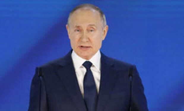 Владимир Путин объявил дни с 1 по 11 мая нерабочими