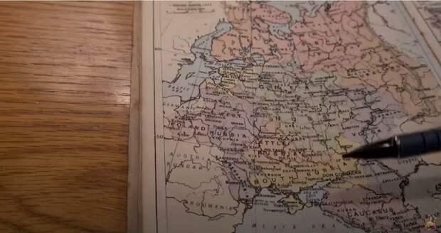 Зеленский предложил жителям Донбасса ехать в Россию, но куда им ехать, ведь в XIX веке англичане и не знали, что есть Украина?