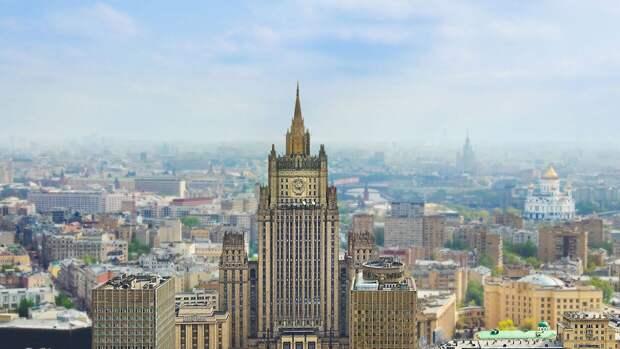 Россия зеркально ответит на действия США и вышлет американских дипломатов