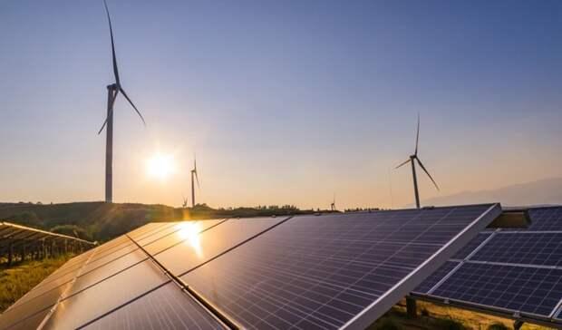 Возобновляемую энергетику ждет мировой рекорд
