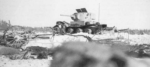 Подвиг экипажей Т-26 и Т-34-76. Чкаловский.1941