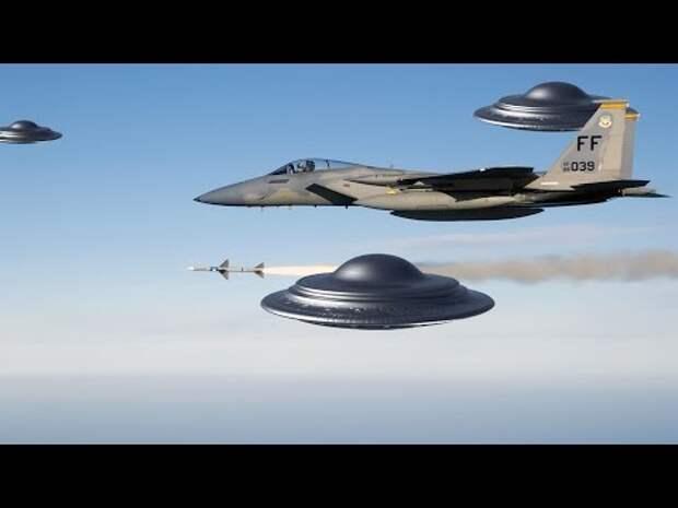 ВВСДании рассказали оконтактах синопланетянами
