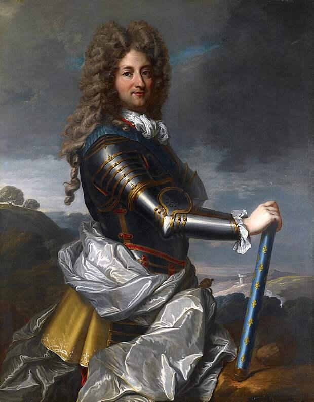 Филипп II Орлеанский. <br>