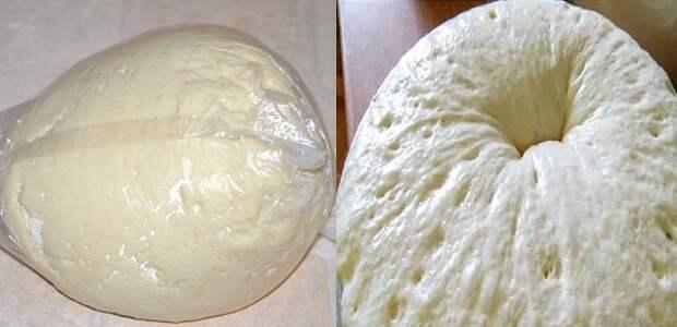Не рецепт, а находка! Шикарное тесто за 15 минут, можно замораживать, долго хранится…